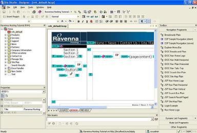Site StudioDesigner